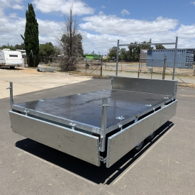 PC Engineering - Flat Deck Trailer